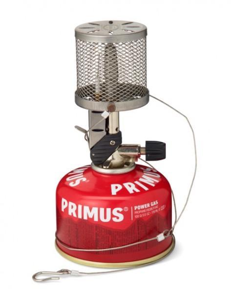 Primus Laterne Micron mit Gitter & Piezozündung