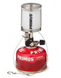 Primus Laterne Micron mit Glas & Piezozündung