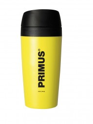 Primus Autobecher 'Commuter' 0,4 L, gelb