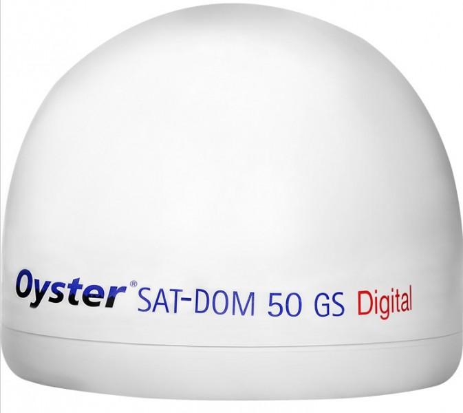 Ten Haaft Sat-Anlage Oyster SAT-DOM 50 GS CI+