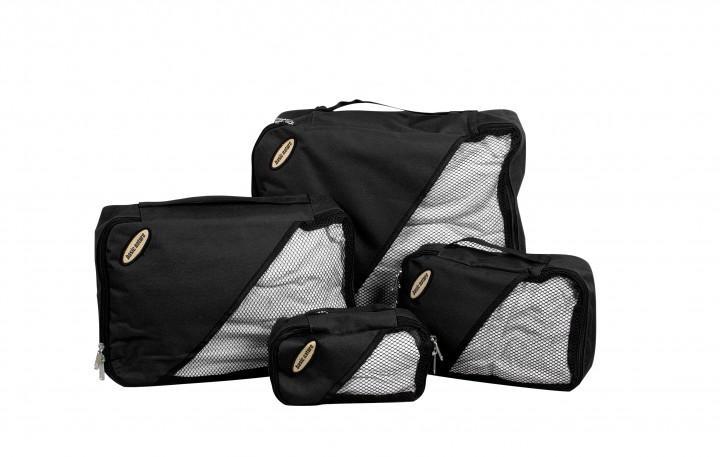 Basic Nature 'PackSystem' XL, schwarz