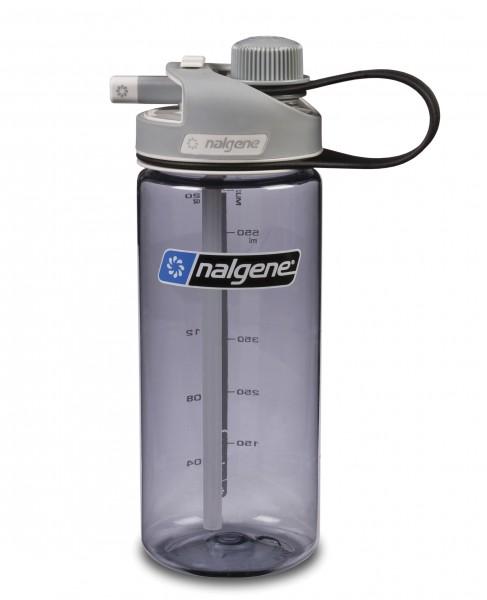 Nalgene 'Multi Drink' 0,6 L, grau