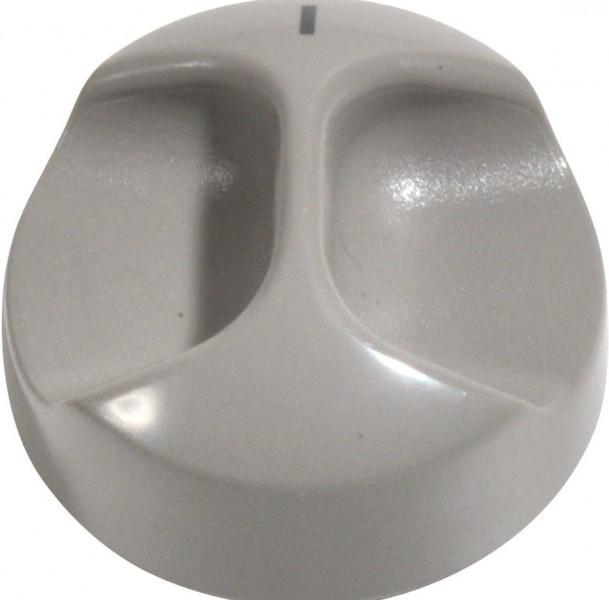 Drehknopf Thermostat für Dometic-Kühlschränke hellgrau Nr. 241213810/5