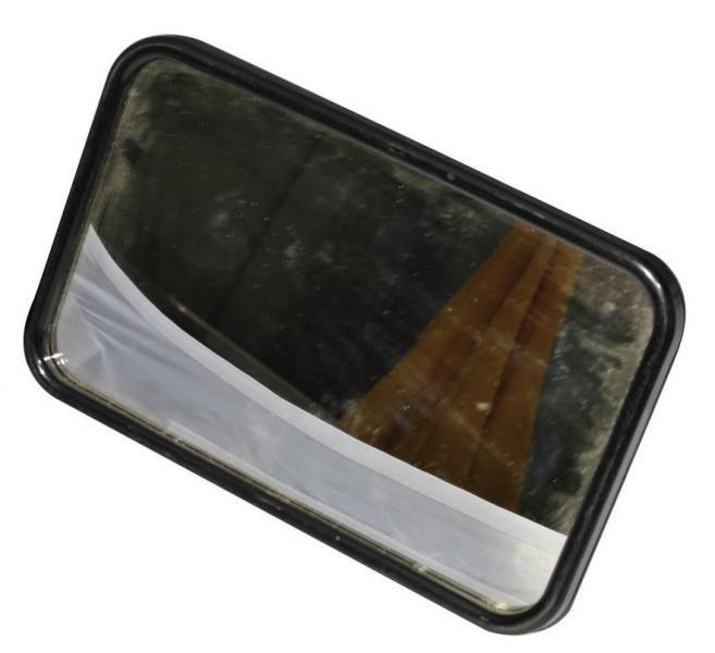 Spiegelkopf gewölbt mit Befestigung für Huckepack 4