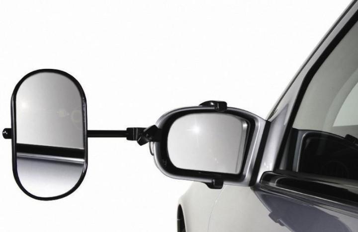 EMUK Wohnwagenspiegel für Opel Zafira B Family Facelift ab 10/09