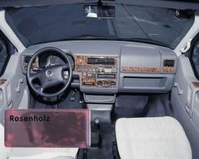 Armaturenveredelung Rosenholz VW T4 ab 10/98