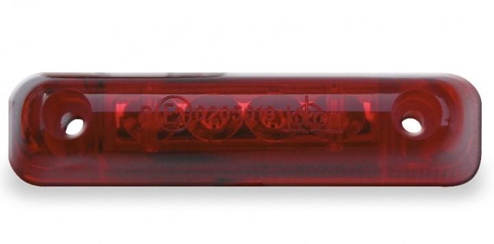LED-Begrenzungsleuchte rot