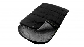 Outwell Schlafsack 'Campion' Lux, double, schwarz