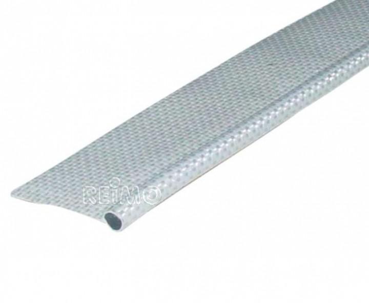 Vorzeltkeder Kunststoff mit 5 mm Wulst weiß