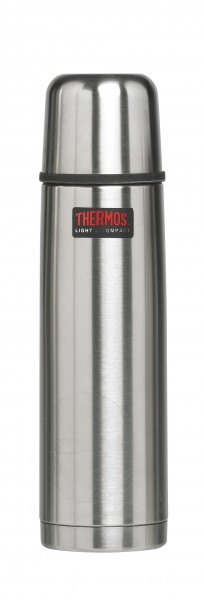 Thermos Isolierflasche 'Light & Compact' 0,75 L, edelstahl