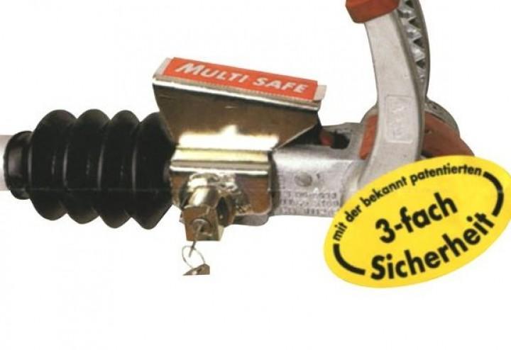 Multisafe Diebstahlsicherung Bulli für AKS 2004 / 3004