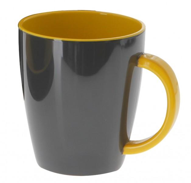 Gimex Henkelbecher gelb