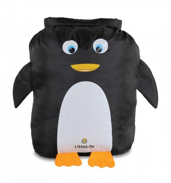 LittleLife Kinder-Reisebett Pinguin