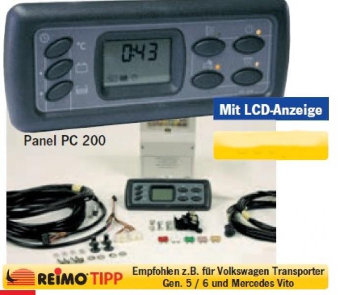 CBE System PC200 mit LCD-Anzeige 12 Volt