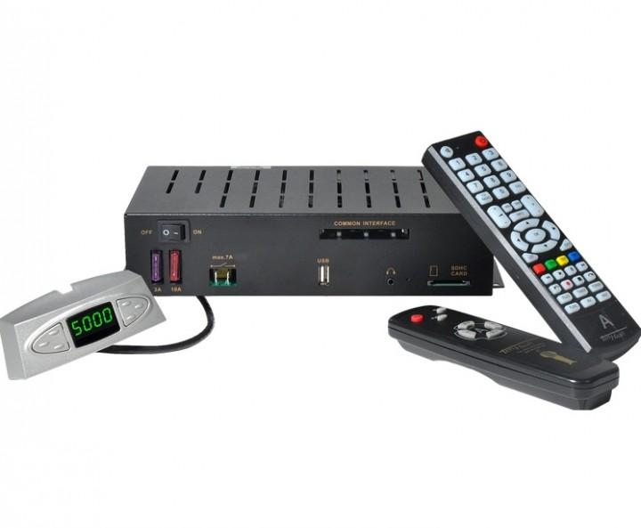 Ten Haaft HD Receiver Europe