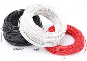 KFZ-Leitung Rot 1,5mm² 5 Meter