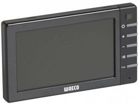 Rückfahrvideosysteme PerfectView RVS-750 Weiß 7 Zoll Monitor