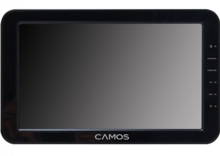 Camos Rückfahrvideosystem MultiView MV-730 Monitor CM-720 7 Zoll