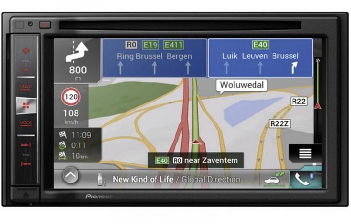 Navigationssystem Pioneer AVIC-F970BT-C