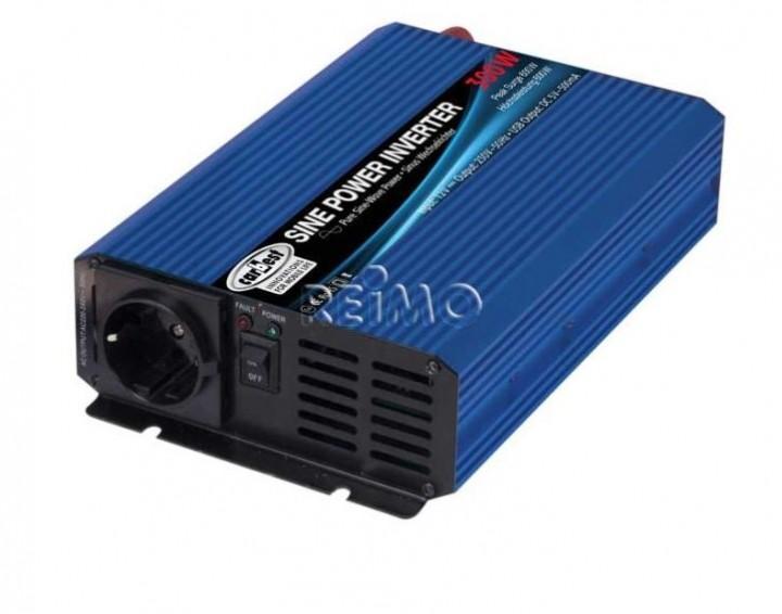 Carbest Wechselrichter PS 300U 12/230V 300W
