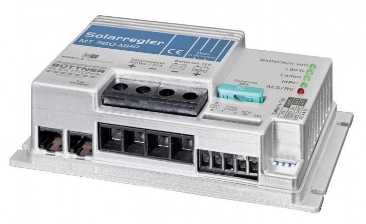 Solarregler MT 420 MPP