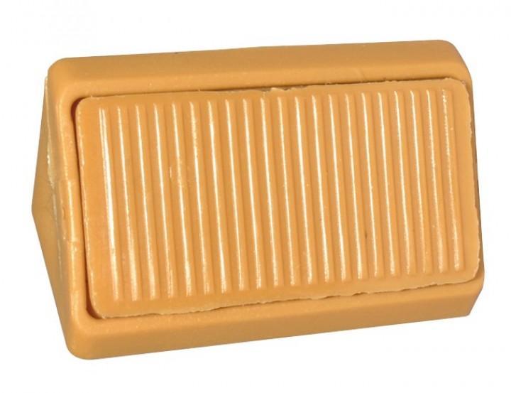 Möbelverbinder 2-teilig beige/braun