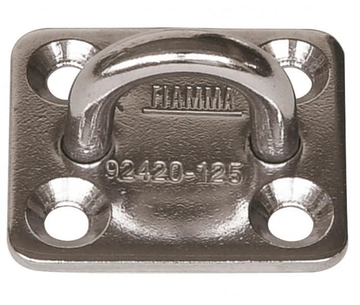 Fiamma Kit Square Plates für Garage Bars