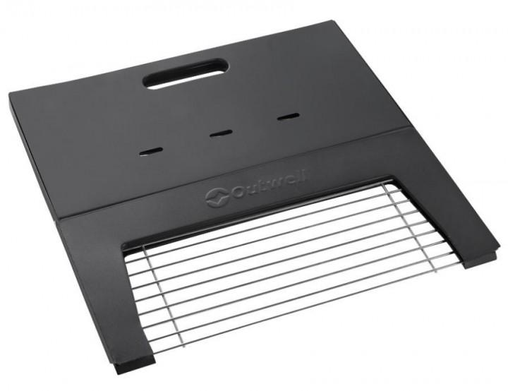 Outwell Grill Cazal 1 Tragbarer Grill klappbar