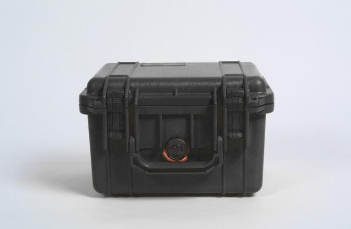 Pelibox 1300 schwarz mit Schaumeinsatz