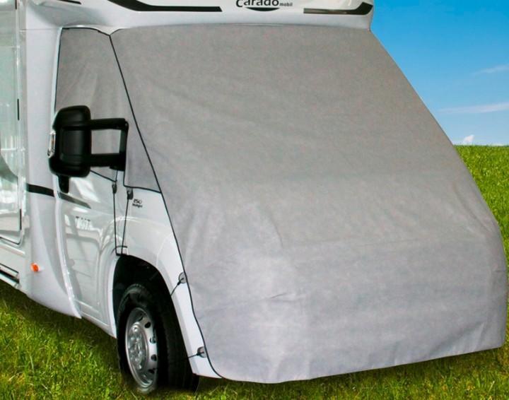 Reisemobil-Bugschutzhaube Supra-FC Ford Transit ab 04/2014