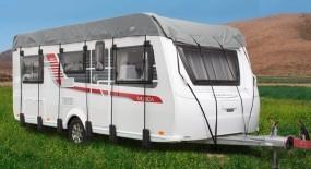 Dachschutzplane Wintertime für Wohnwagen und Reisemobile