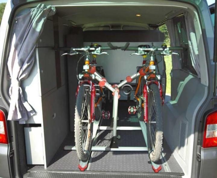 Reimo Fahrradtr Ger Vw T5 Camping Outdoor Zubeh R