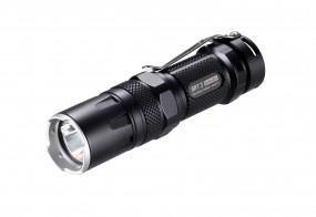 NiteCore LED Taschenlampe SRT 3 Defender schwarz