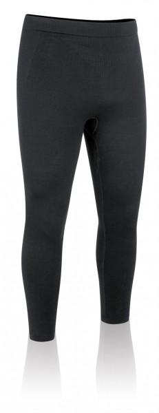 F Functional Underwear 'Merino' Longtight, Men, schwarz, L