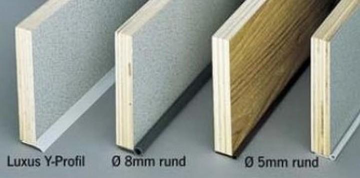 Kunststoffdichtkeder 8 mm lfm