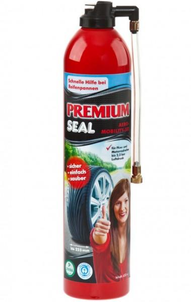 Pannenset Premium Seal bis 2,5 bar für PKW und Motorräder