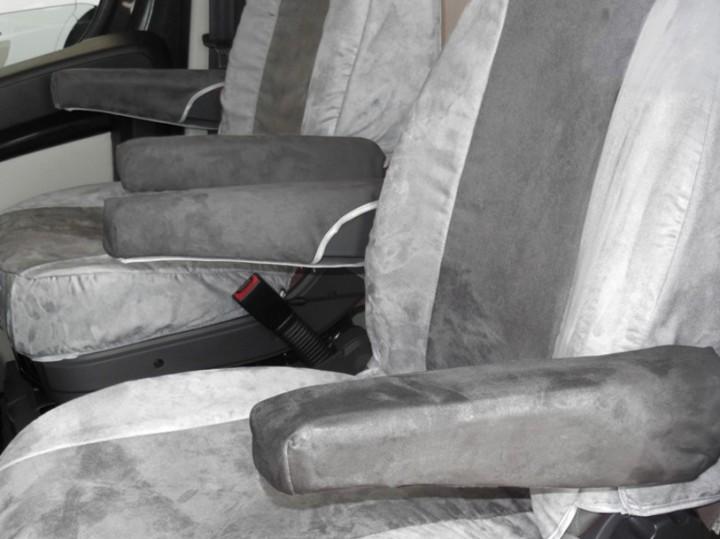 Armlehnen-Schonbezüge Originalsitz Fiat Ducato ab Baujahr 07/2006