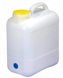 Weithalskanister DIN 96 mit Tragegriff 13 liter