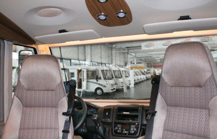 Sonnenschutzmatte Screen für Ford Transit ab Baujahr 05/2014