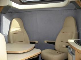 Thermovorhang für Fiat Ducato Baujahr 2002-06/2006