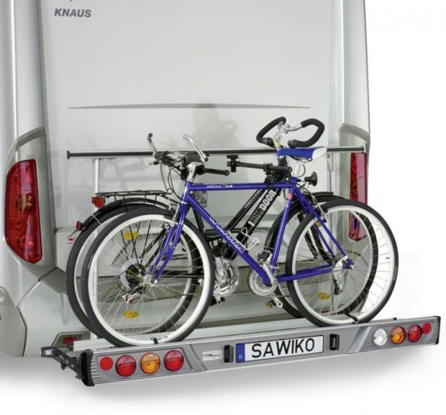 Lastenträger Ligero für 1 Motorrad Roller Fahrrad