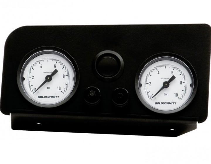 Goldschmitt-Luftfedersystem für Fiat Ducato Baujahr 2002 -06/2006 Zweikreissystem