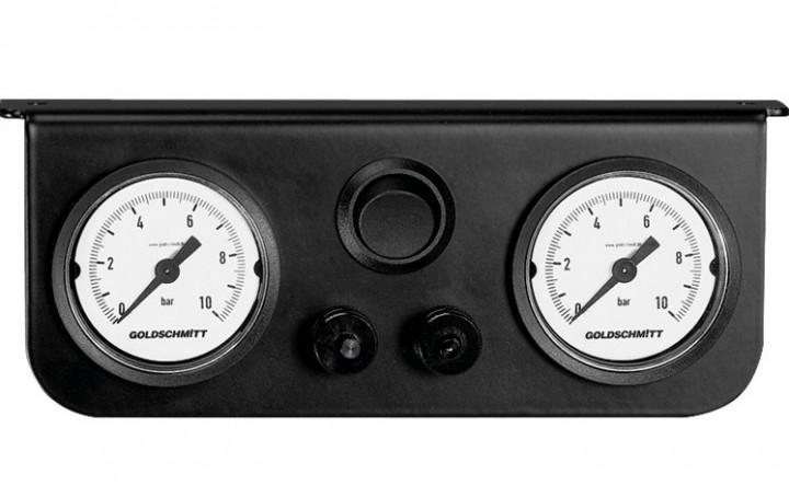 Goldschmitt-Luftfedersystem für Fiat Ducato bis Baujahr 1993 Zweikreissystem