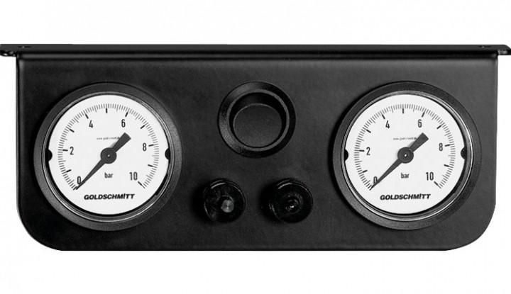 Goldschmitt-Luftfedersystem für Ford Transit Baujahr 05/2006–04/2014 Zweikreissystem