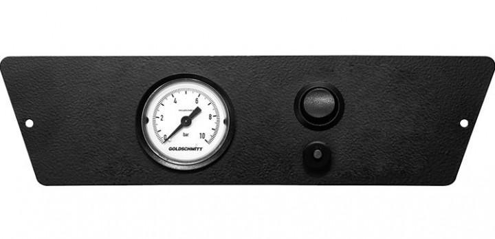 Goldschmitt-Luftfedersystem für Ford Transit ab 04/2010 Einkreissystem