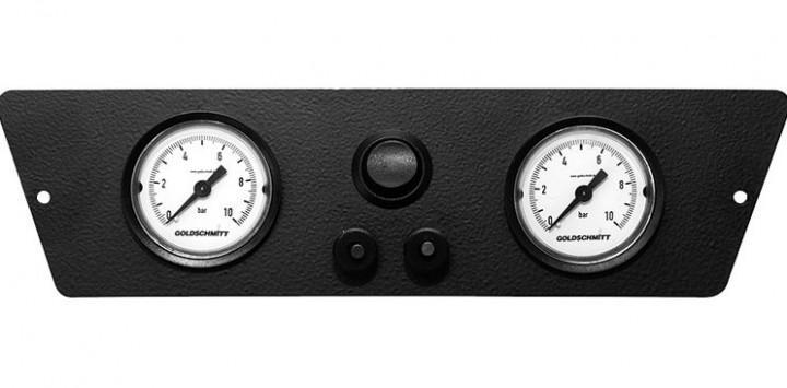 Goldschmitt-Luftfedersystem für Ford Transit ab 04/2010 Zweikreissystem
