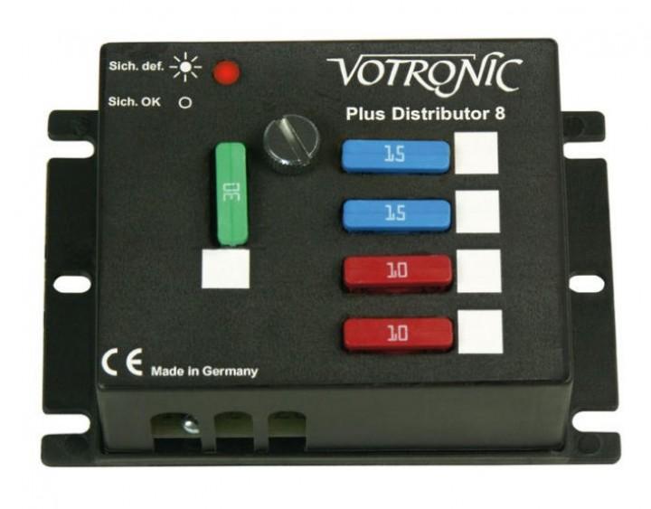 Votronic Plusdistributor 8 mit Deckel