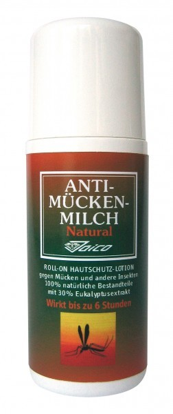 Jaico Anti-Mücken-Milch 'Natural' Roll-On, 50 ml
