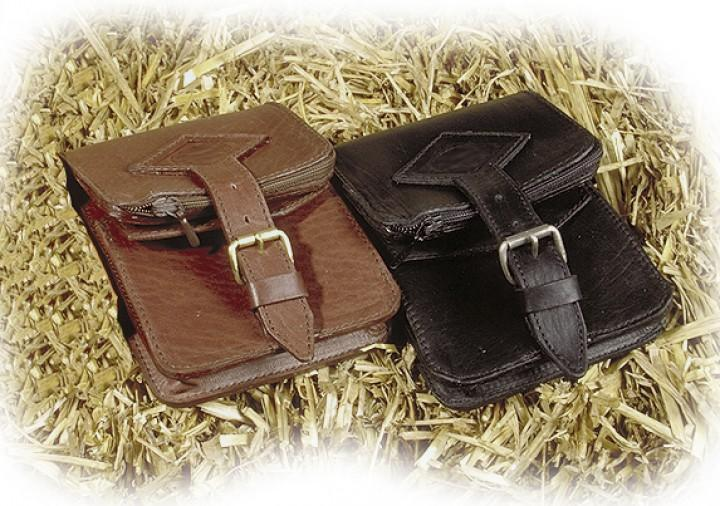 Basic Nature Gürteltasche 'Belt Safe' schwarz