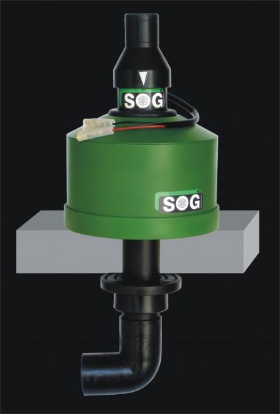 SOG elektrische 12 Volt WC-Entlüftung SOG 2 Typ 3000A